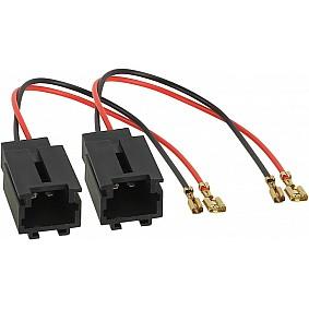 Speaker Adapter Kabel (2x) Diverse modellen Citroën - Peugeot