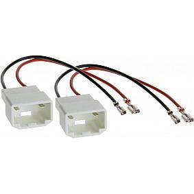 Speaker Adapter Kabel (2x) Ford S-Max/ C-Max/ Fiesta