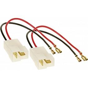 Speaker Adapter Kabel (2 x) Diverse modellen Nissan - Suzuki