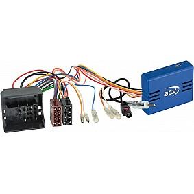 CAN-Bus Kit Quadlock ISO/ Antene > DIN Diverse modellen Mercedes Benz