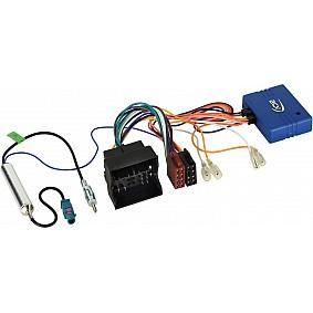 CAN-Bus Kit Quadlock nieuw -> ISO / ANT. DIN Div. modellen Audi/ Seat/ Skoda/ Volkswagen