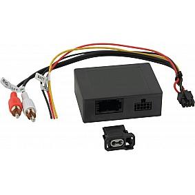 Actieve Systeem Adapter Most25 (fibre optic) Mercedes/Porsche
