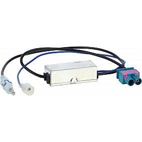 Antenne Adapter MIB 8,5V Phantom power Diverse modellen Audi - Seat - Skoda - Volkswagen