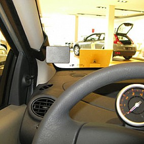 Houder - Brodit ProClip - Renault Twingo 2008-2012 Left mount