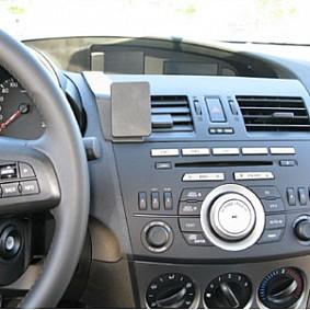Houder - Brodit ProClip - Mazda 3 2010-2013 Center mount