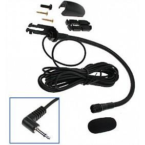 Zwanenhals Microfoon actief 2,5mm o.a.THB-Bury