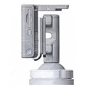 ARAT - Beeldschermadapter Garmin nüvi® 300 / 350 / 360