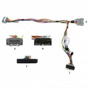Audio2Car Diverse modellen Chrysler - Dodge - Fiat - Jeep - Lancia Standaard sound system