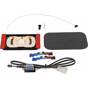 Inbay® Kit 3-spoel met rubberen pad + lichtgeleider-set