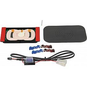 Inbay Inductie Qi universele laadstation met 3 spoelen voor in de auto
