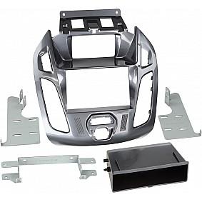 2-DIN Paneel met pocket Ford Transit Connect/ Tourneo 2014-2018 Kleur: Nebula