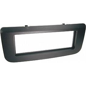 1-DIN Paneel Skoda Roomster / Fabia/ Praktik Kleur: Zwart