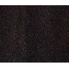 Bekledingsstof zwart 1m x 2m