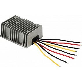 Omvormer 2 x 24 volt> 12 volt max. 10 Ampere