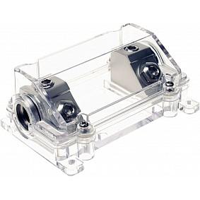 ANL zekeringhouder (zilver ) 1 x 35 - 50 mm² in