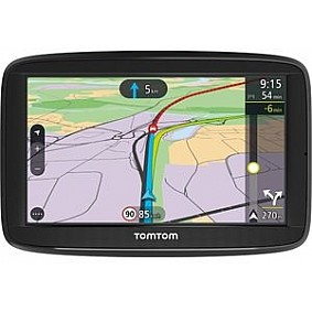 TomTom Via 62 EU 45 LTM Smartphone connected