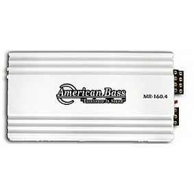 American Bass AB 160.4 4 channel amplifier