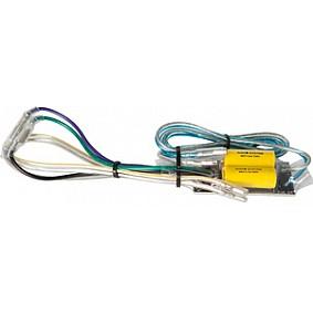 AUDIO SYSTEM Cross-over R- en X-SERIE 6 dB tweeter kabel crossover met 3-voudige akoestische aanpass
