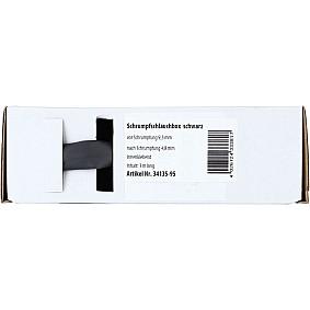 Krimpkous Zwart Ø 9.5 mm / Lengte 3 meter