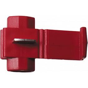 Branch connectors rood 0.5 - 0.75mm² (100 stuks)