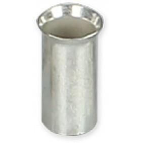 Adereindhuls Ongeïsoleerd 25.0 mm² (250 stuks)