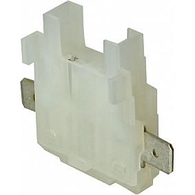 ATC Zekeringhouder 6.3 mm. Plug-connection