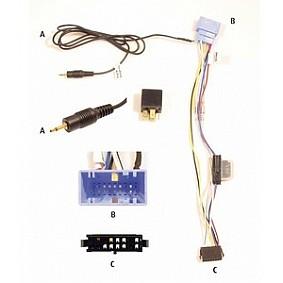 Mute interface met relais Diverse modellen Opel