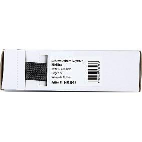 Gevlochten Kabelbescherming Mini Box 12.7 - 31.8 mm / Lengte 5 meter