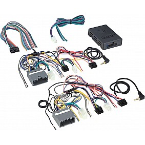 Actieve system adapter met CAN-BUS data interface  Chrysler / Dodge / Jeep