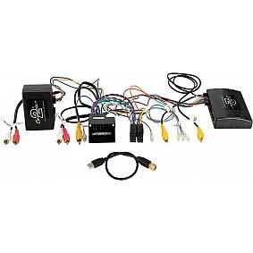 Stuurwiel bediening + Info Adapter Porsche Cayenne 2011-2016 / Panamera 2009-2016 / Macan 95B 2014-2016
