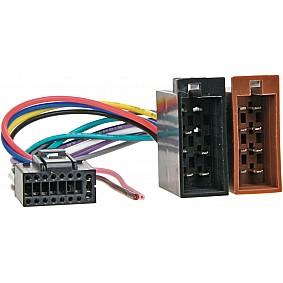 Radio Aansluitkabel -> ISO JVC 16 PINS