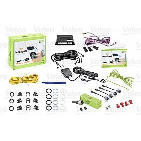 Valeo Beep & Park Kit 1 4 sensoren + 1 luidspreker Montage voor of achter-bumper