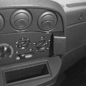 Houder - Brodit ProClip - Iveco Daily 2000-2005 Angled mount