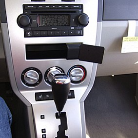 Houder - Brodit ProClip - Dodge Caliber - Jeep Compass/ Patriot Angled mount