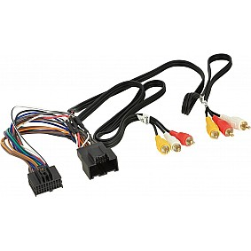 A/V-harness GM Rear Seat Entertainment 2012->
