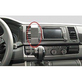 Houder - Brodit ProClip - Volkswagen T6 / Multivan 2016-2020 Center mount