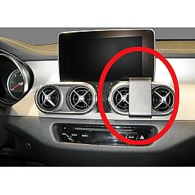 Houder - Brodit ProClip - Mercedes Benz X-Klasse 2018-> Angled mount