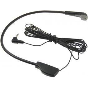 Zwanenhals Microfoon passief 3,5mm o.a.Parrot CK 3100/TomTom