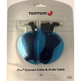 TomTom iPod + Audio Cable
