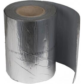 Alubutyl - Speaker kit 4 sheet 25 x 20 cm / Dikte: 1,80 mm butyl: 1,75 mm alu: 0,05 mm