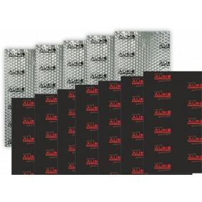 ALUBUTYL MIX 12 sheets 50 x 30 cm / Dikte 1,5/2,0/3,0 mm / 1.80 m2