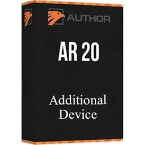 Author AR20 - Waterdicht mini relais tbv analoge onderbreking / uitbreiding