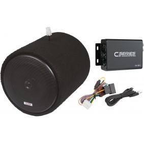 AUDIO SYSTEM scooter Set bestaat uit: - CO35.4 - MXC 165 (set) - 2x GI 165 - Tube (helm grootte)