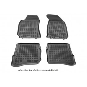 Mattenset Rubber Fiat Tipo 2015- Hb+Sw (1St)
