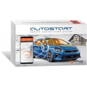Author AUTOSTART - Motorstartsysteem op afstand