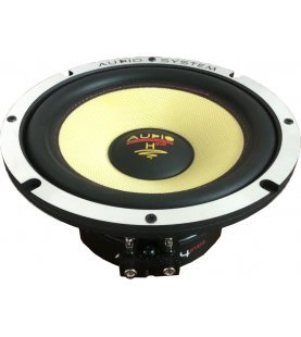 AUDIO SYSTEM 165mm EXTREM KICKBASS Midrange Woofer 2 Ohm