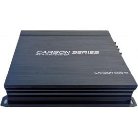 CARBON-SERIE 1-kanaal digitale mono versterker