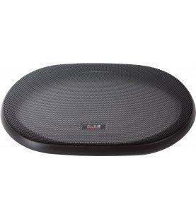AUDIO SYSTEM Luidspreker Gril Ovaal Zwart 2-Stuks voor 6x9 speakers (paar)