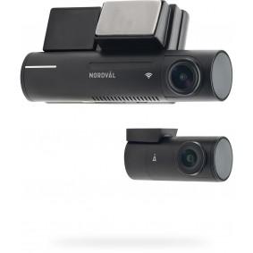 Nordväl DC103 2CH LCD Dashcam Full HD + GPS + Wi-Fi 32GB