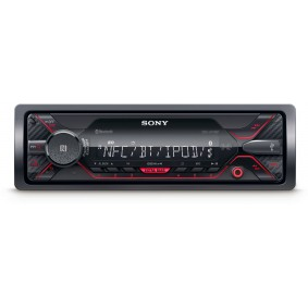 Sony DSX-A410BT 1-DIN Autoradio Bluetooth handsfree